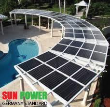 Điện năng lượng mặt trời hòa lưới 4kw