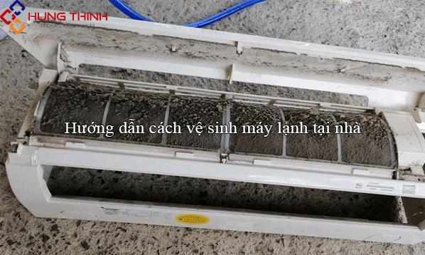 huong-dan-cach-ve-sinh-may-lanh-tai-nha